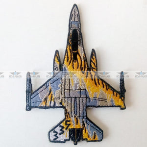 HAF 335 SQN F-16 PILOT PATCH