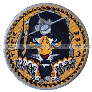 "HELLENIC AIR FORCE 335 SQN ""TIΓΡΙΣ"" F-16 PILOT PATCH"
