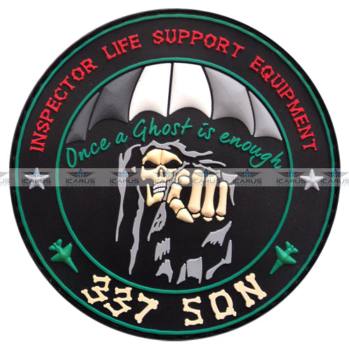 337 SQUADRON - INSPECTOR LIFE SUPPORT EQUIPMENT (HAF)