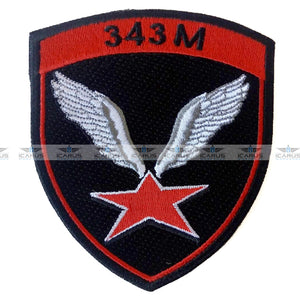 HELLENIC AIR FORCE 343M PATCH