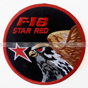 HELLENIC AIR FORCE F-16 Fighting Falcon Swirl of  343SQN PATCH
