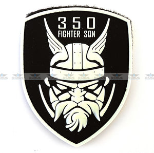 BELGIAN AIR FORCE 350 SQN PVC PATCH