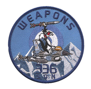 336 SQN WEAPONS F-16 HELLENIC AIR FORCE