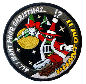 "F-4 PHANTOM II ""ALL I WANT PHOR CHRISTMASS"""