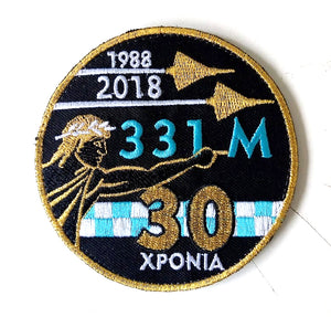 331SQN 30 YEARS 1988-2018 MIRAGE 2000-5 HELLENIC AIR FORCE
