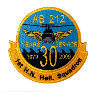 AB 212 30 YEARS (1979-2009) HELLENIC NAVY