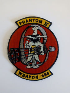 WEAPON 339SQN AJAX  PHANTOM II HAF (90's PATCH)