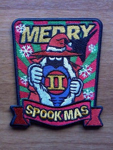MERRY SPOOK MAS F-4 PHANTOM ΙΙ EMBROIDERED PATCH