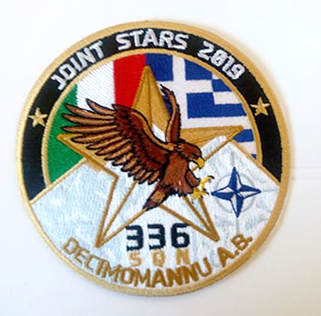 336 SQN JOINT STARS 2019 PATCH