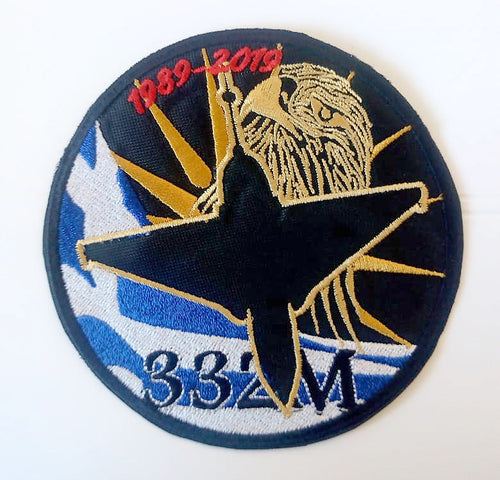MIRAGE 2000 332M 1989-2019 ANNIVERSARY PATCH