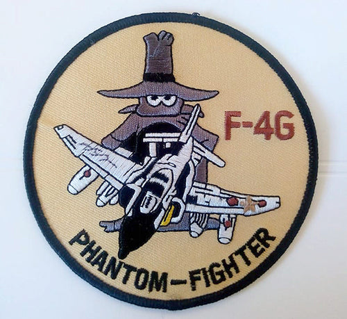 F-4G PHANTOM FIGHTER Patch