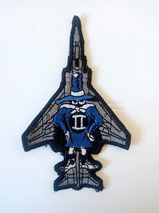 PHANTOM II SILHOUETTE PATCH