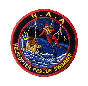 H.A.A HELICOPTER RESCUE SWIMMER