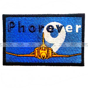 HELLENIC AIR FORCE 339SQN PHOREVER 9 F-4E PHANTOM II PATCH