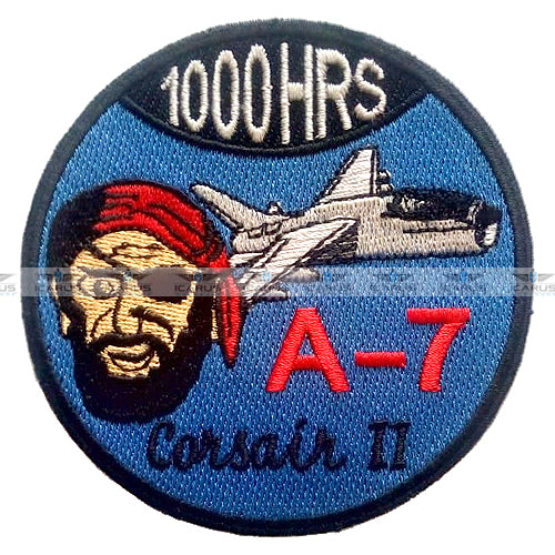 HELLENIC AIR FORCE A-7 CORSAIR II 1000 HRS
