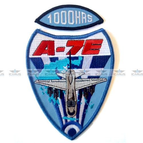 HELLENIC AIRFORCE A-7E CORSAIR 1000 HRS (APS MADE)