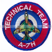 Load image into Gallery viewer, HELLENIC AIRFORCE A-7H CORSAIR TECHNICAL TEAM