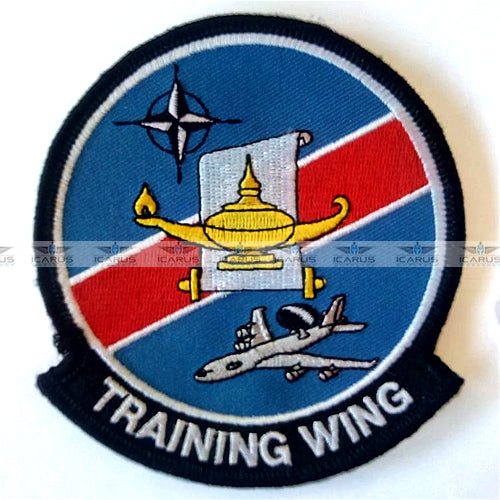 NATO AWACS Boeing E-3A Sentry Aircrew Training Wing Patch