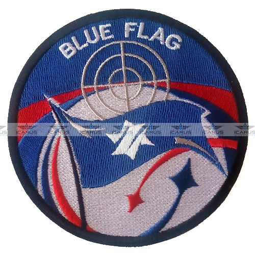 IDAF BLUE FLAG PATCH