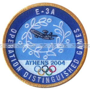 E-3A OPERATION DISTINGUISHED GAMES ATHENS 2004