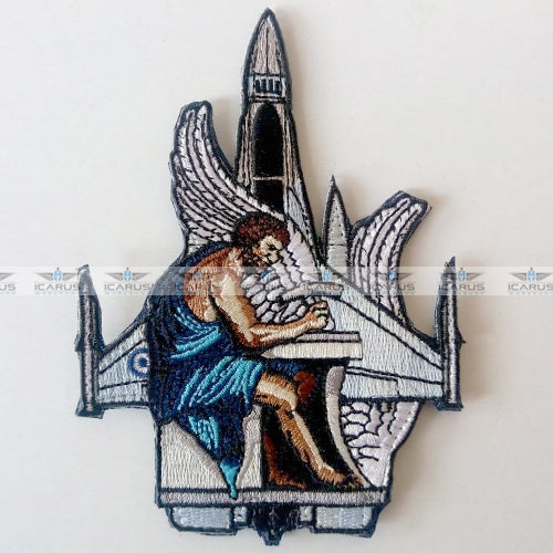 HAF F-16 PILOT PATCH