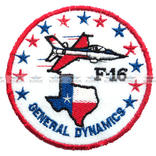 US Air Force F-16 Texas General Dynamics (USAF)