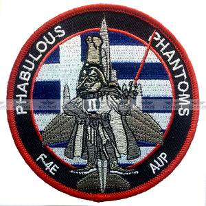 HELLENIC AIR FORCE PHABULOUS F-4E PHANTOM II AUP