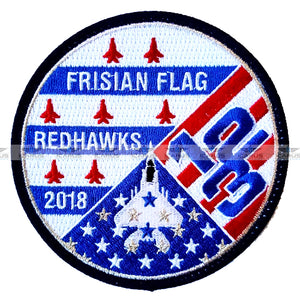 USAF air force ANG 123rd FIGHTER-SQN REDHAWKS FRISIAN FLAG EXERCICE 2018