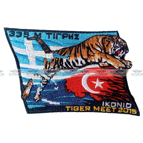 HELLENIC AIR FORCE 335M TIGER MEET 2015