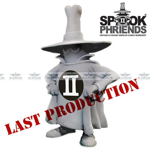 SPOOK MASCOT 120mm RESIN FIGURE