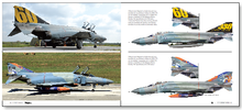 Load image into Gallery viewer, PRE-ORDER 117CW F-4 PHANTOM II AUP BOOK