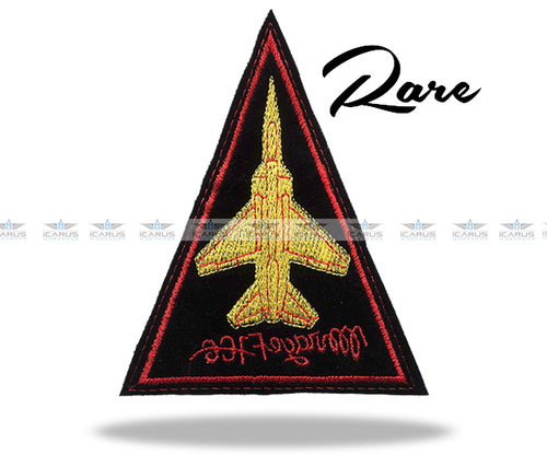 Mirage F1 CG embroidered in reverse (HAF)
