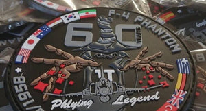 29. F-4 PHANTOM *60th Anniversary* PVC
