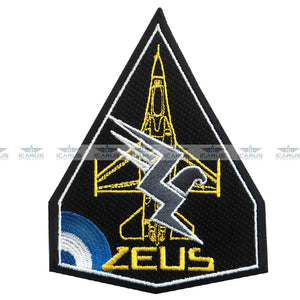OFFICIAL F-16 DEMO TEAM ZEUS HELLENIC AIR FORCE #02