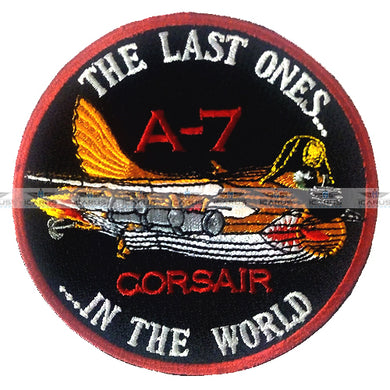 HELLENIC AIR FORCE THE LAST FLIGHT IN THE WORLD A-7 CORSAIR