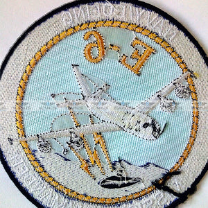 US Navy USN Boeing E-6 Mercury Mission Commander large Patch