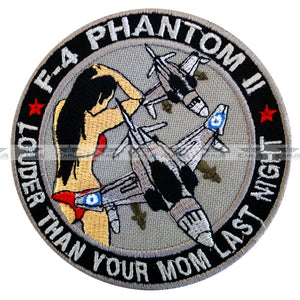 "HAF F-4 PHANTOM II 117th Combat Wing ""LAST NIGHT"""