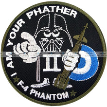"Load image into Gallery viewer, HAF F-4 PHANTOM II 117th Combat Wing ""I AM YOUR PHATHER"""