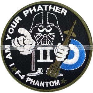 "HAF F-4 PHANTOM II 117th Combat Wing ""I AM YOUR PHATHER"""