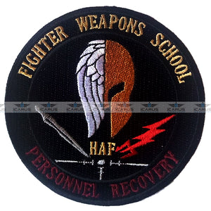"HELLENIC AIR FORCE FIGHTER WEAPONS SCHOOL ""PERSONEL RECOVERY"""