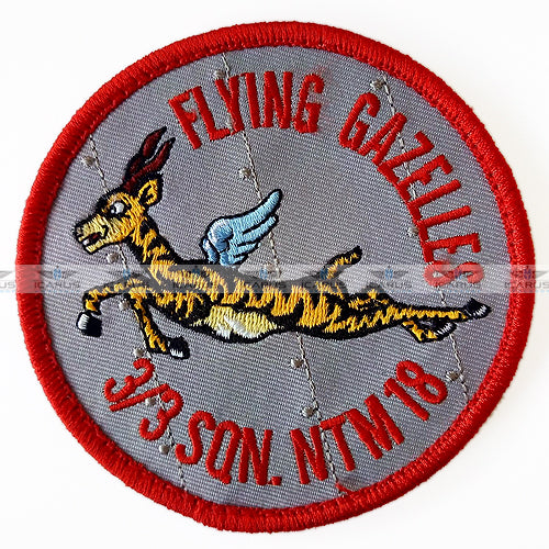NATO Tiger meet 2018 NTM French Army Armee de Terre EHRA 3/3 Gazelle Patch