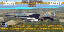"Load image into Gallery viewer, 338 SQ ARES ""GO TO RIAT "" DECALS"