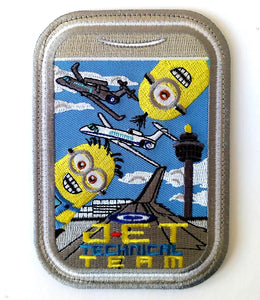 HAF JET TECHNICAL TEAM PATCH