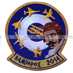 HELLENIC AIR FORCE KAMPEROS EXERCICE 2014