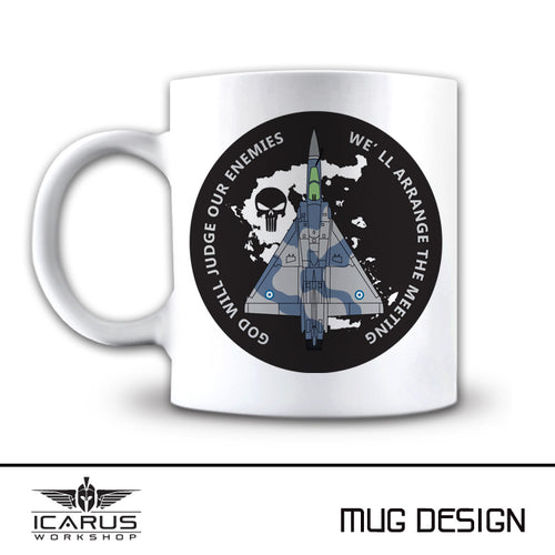 MIRAGE 2000 PUNISHER MUG