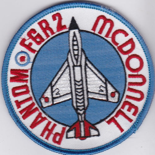 ORIGINAL RAF PHANOM FGR2 McDonnell patch