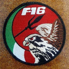 Load image into Gallery viewer, AMI GRUPPO F-16 FIGHTING FALCON SMALL PATCH