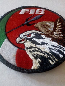 AMI GRUPPO F-16 FIGHTING FALCON SMALL PATCH