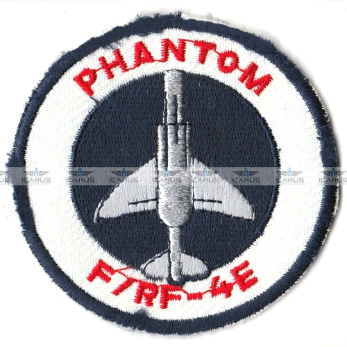 TuAF F/RF-4E PHANTOM II PILOT PATCH FROM 90's
