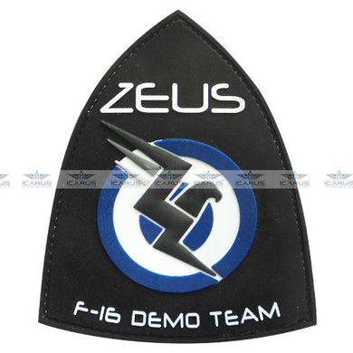 F-16 DEMO TEAM ZEUS #1 (HAF)